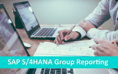 SAP S/4HANA Group Reporting