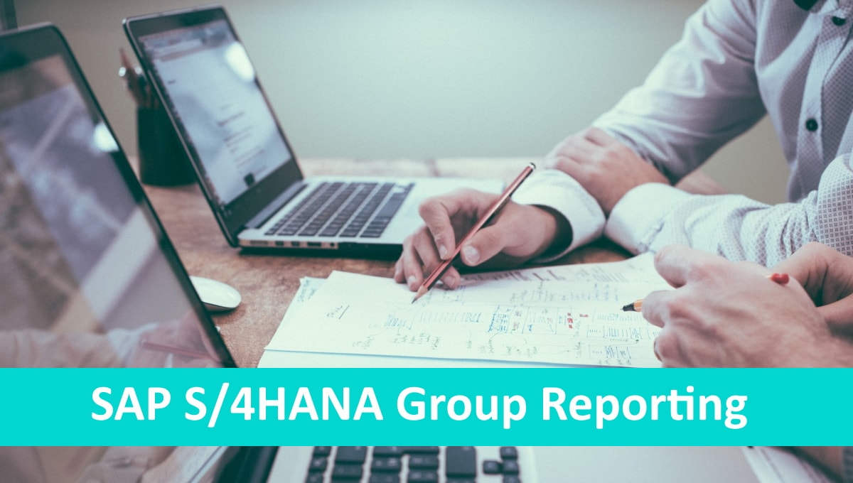 SAP S4 Group Reporting